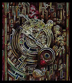 Clockwork Neon