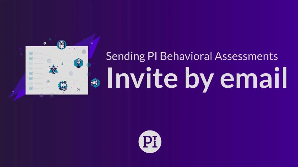 Envoyer une évaluation comportementale