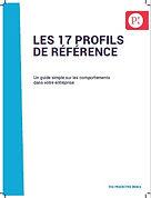 Les 17 profils de référence