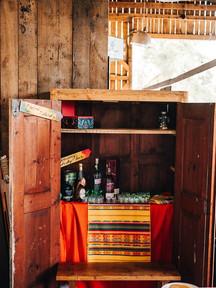 Skříňový bar