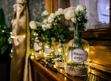 Kouzelnická svatba