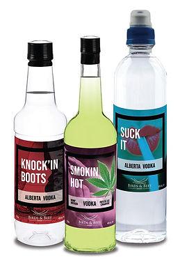 B&B New Vodka Family Line up .jpg