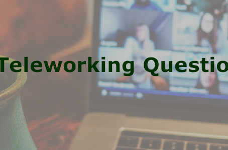 Your Top 10 Teleworking Questions Answered