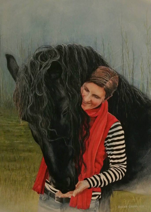 A Horse and His Girl