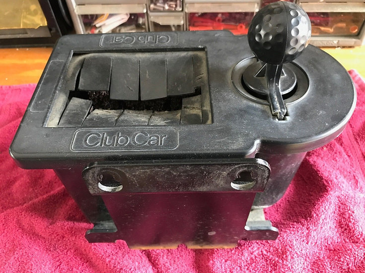 Club Car Precedent Factory Ball Washer with Bracket