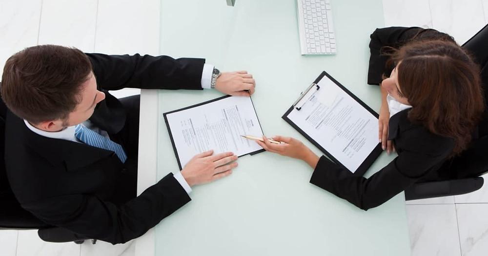 Документи та відомості при працевлаштуванні