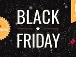 Black Friday наближається! Будьте в числі перших, хто отримає акційні пропозиції: