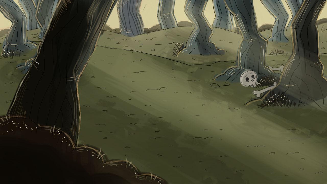 Beware( Forest of Doom)