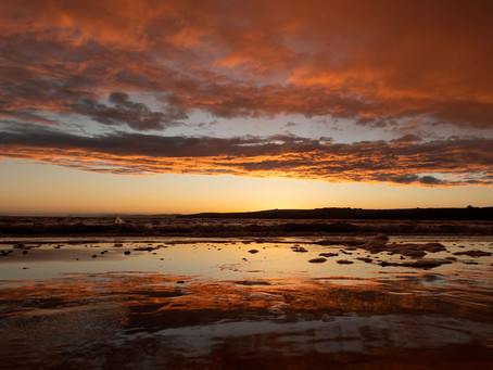 Scapa Bay Sunset