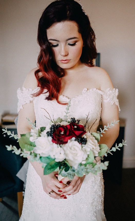 bridal makeup wedding