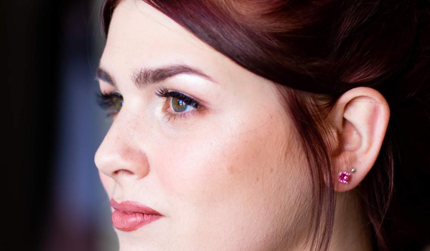 natural bridesmaid makeup