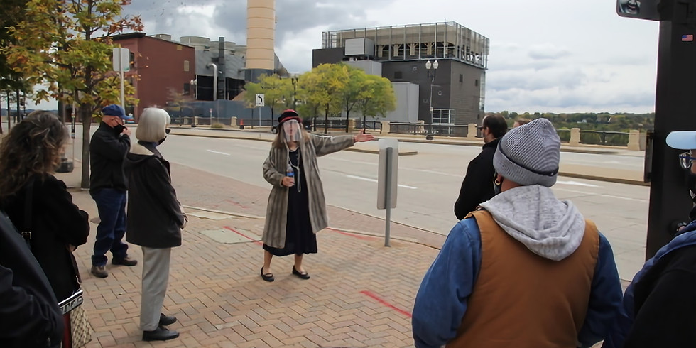 Walking Gangster Tour of Downtown St. Paul - April 18th