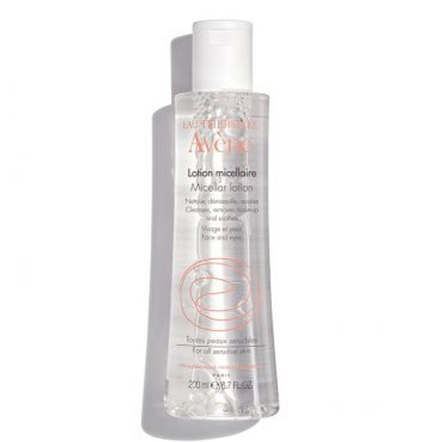 Avéne Micellar Lotion Cleanser and Make-up Remover: 200mL
