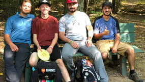 Success!! The 2019 New England Disc Golf Championships