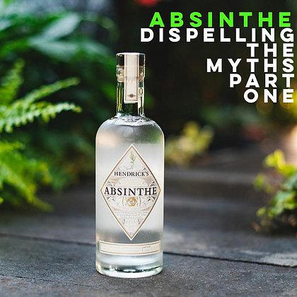 26: Absinthe, Dispelling The Myths -Pt1