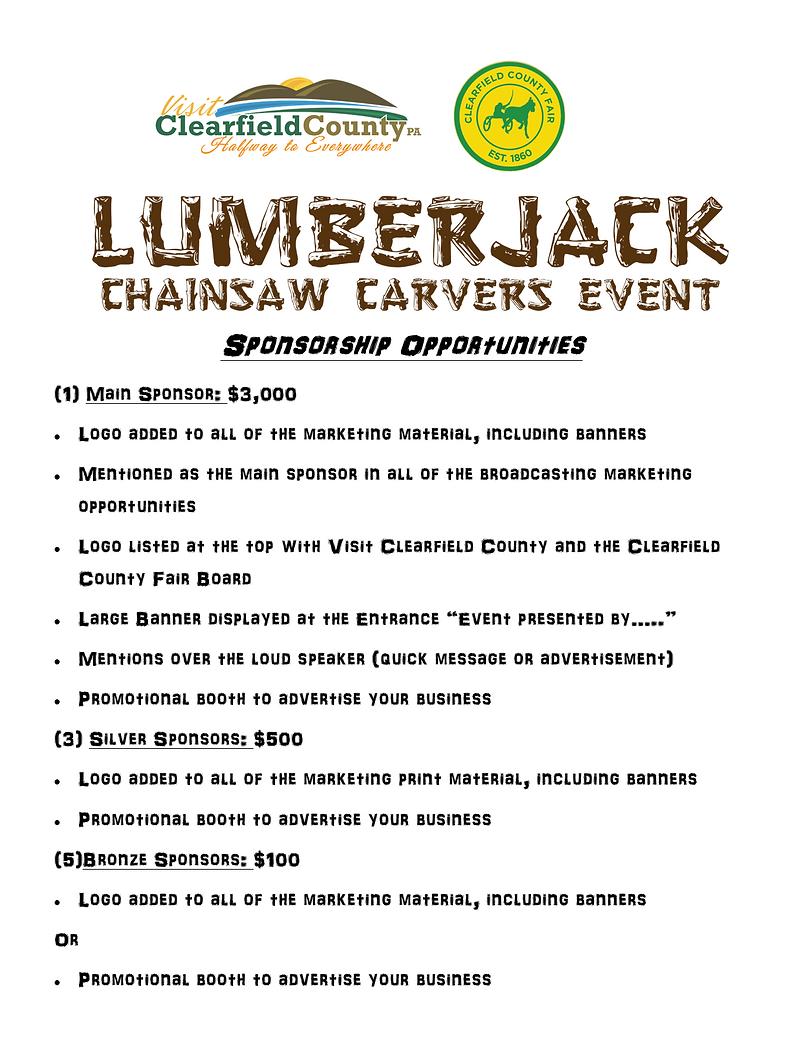 2021 Carving Event Sponsorship Registrat