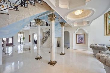 Elegant Lighting and Luxurious Finishes