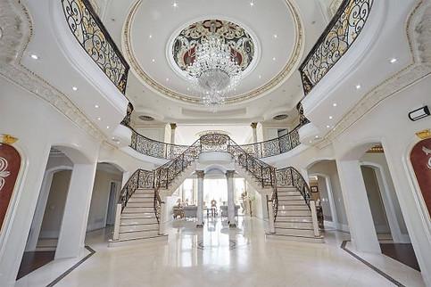 Moonlight Interior Grand Foyer