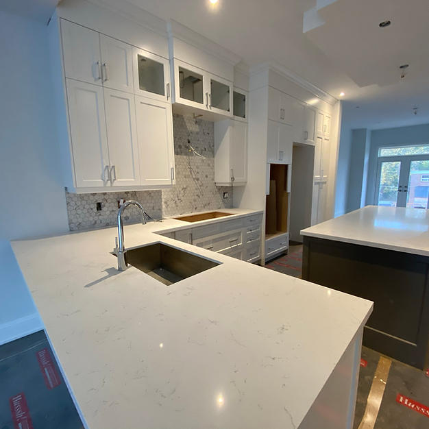 121 East Oakville Construction Kitchen S
