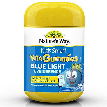 Nature's Way - 兒童藍莓抗氧化藍光護眼軟糖 50粒