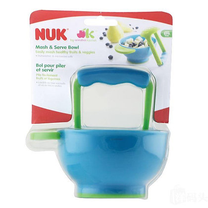 NUK Mash & Serve Bowl 嬰兒輔食研磨碗