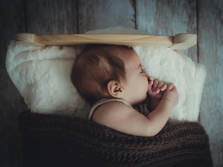 Guest post written by Dr. Po-Chang Hsu, MD, MS regarding Safe Sleeping