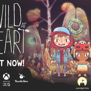 the wild at heart is out today!