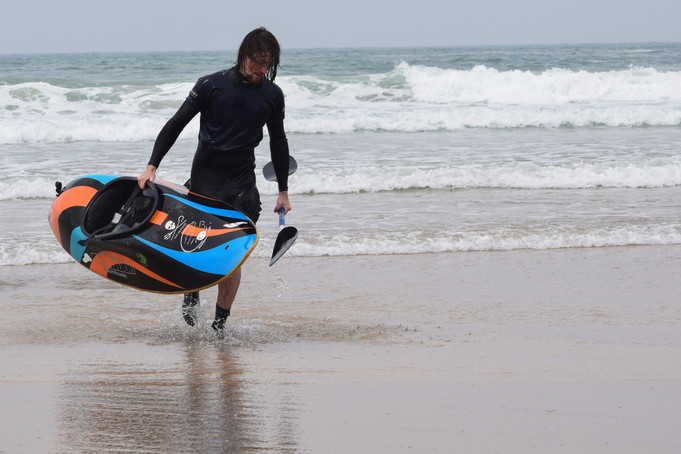 Surf Photography with Torran James at Godrevy.