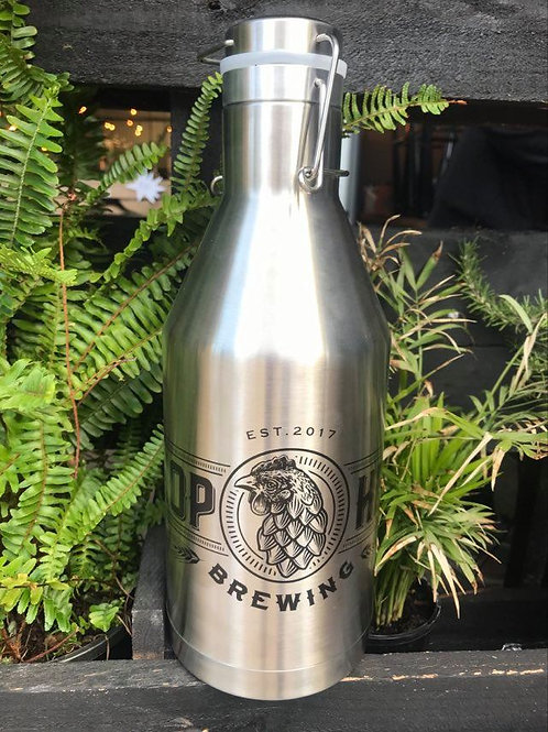 Stainless Growler Fill - Swap and Go