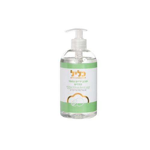 סבון ידיים אקולוגי טבעי בניחוח הדרים