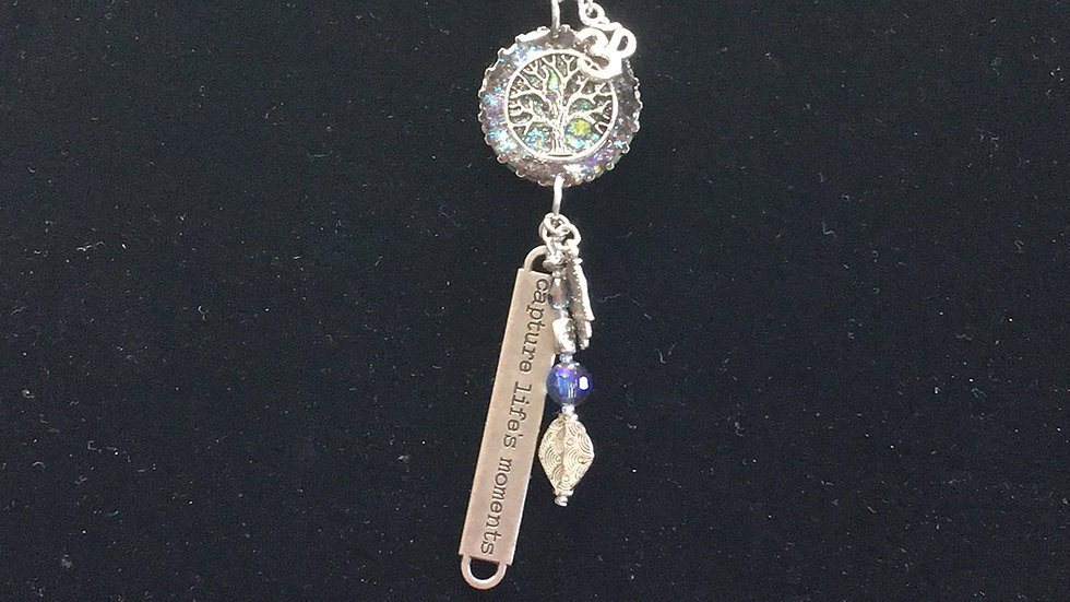 Tree of Life with Hanging Jewelry