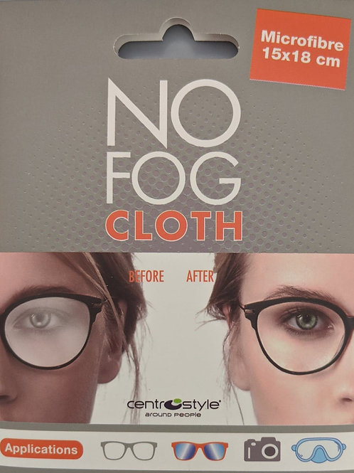 No Fog Cloth