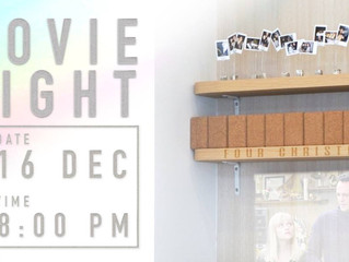 Movie Night | Four Christmases