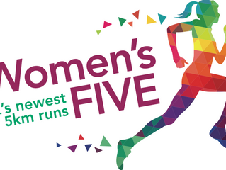 Women's Five | 5 week health fitness and wellness program finishing in a 5km run