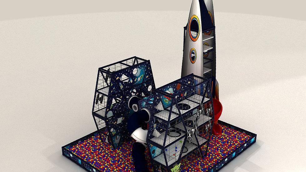 TH-340 Roket Top Havuzu