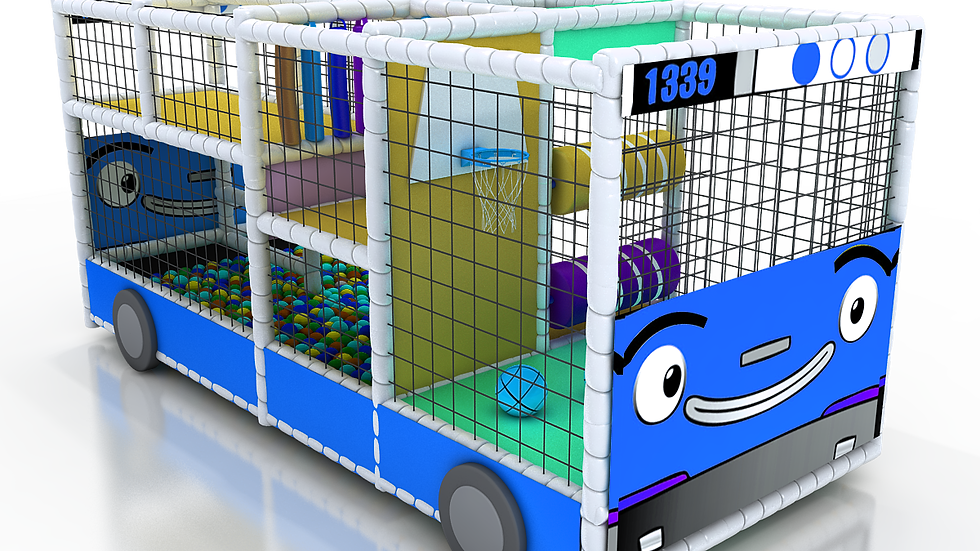 TH-102 Gülen Otobüs Top Havuzu