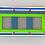 Thumbnail: TR-603 3'lü Ticari Olimpik Trambolin