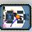 Thumbnail: TR-812 Tek Pota Slam Ball / Basket Trambolin