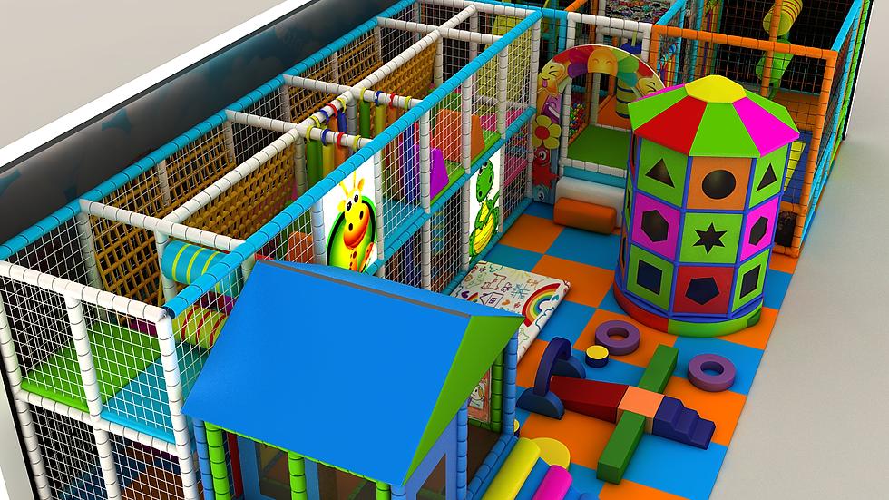 PR-103 Softplay Oyun Alanı Projesi