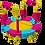 Thumbnail: TR-204 160cm Tutamaklı Mini Trambolin