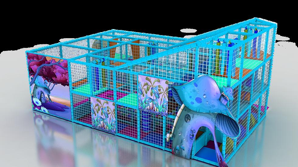TH-313 Soft Play Oyun Parkuru