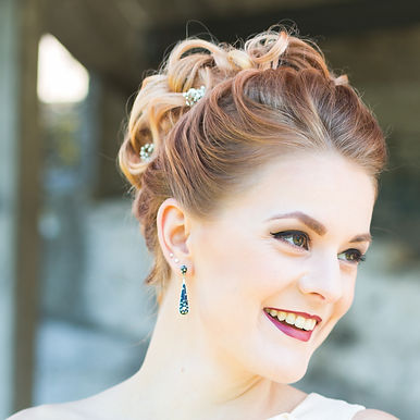 Charlotte.C Make Up Mariage Apparence Coiffure