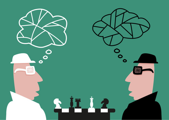 Using Game Theory for a Psychometric Testing Advantage.