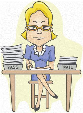 What is the pass mark for Graduate Psychometric testing?