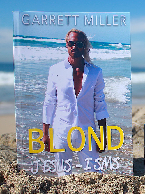 BLOND JESUS-ISMS Book