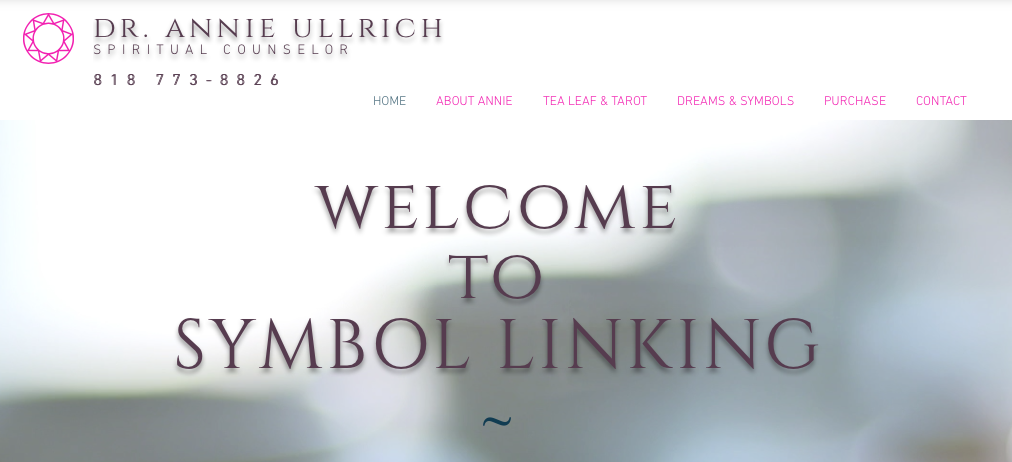Dr Annie Ullrich Tarot Tea Leaf Reader Purchase