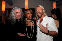 Mary Wilson Birthday Bash