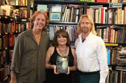 Brian Pothier, Kathy Porter