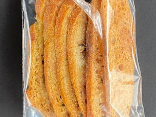 sac de croutons de pain