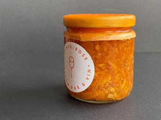 Marmelade aux oranges fumées OREGON x O'CITRUS